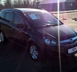 Trade-In OPEL Zafira 2012 3