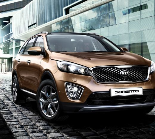 Kia Sorento NEW video 1