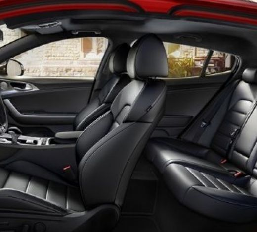 Kia Stinger interior 1