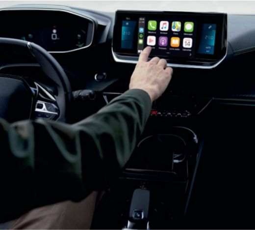 Peugeot New 2008 SUV interior 1 ua