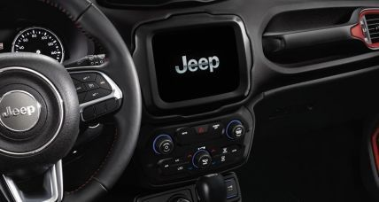 Jeep Renegade interior 3 ua