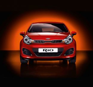 Rio Hatchback 3-door NEW exterior 4