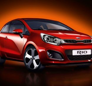 Rio Hatchback 3-door NEW exterior 5