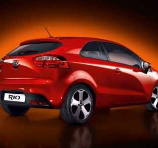 Rio Hatchback 3-door NEW exterior 6