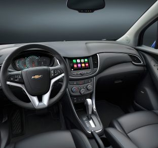 Chevrolet Tracker interior 5