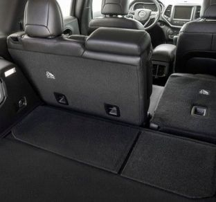 Jeep Cherokee New interior 4