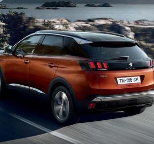 Peugeot 3008 SUV New exterior 4