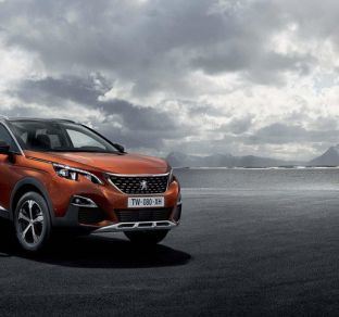 Peugeot 3008 SUV New exterior 5