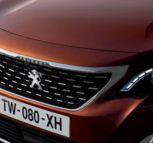 Peugeot 3008 SUV New exterior 6
