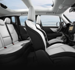 Jeep Renegade interior 6 ua