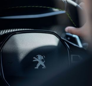 Peugeot New 2008 SUV interior 5 ua