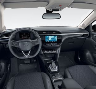 New Opel Corsa interior 5 ua
