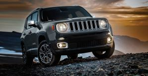Jeep Renegade в Украине