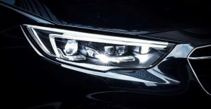 Opel. Оптика IntelliLux LED: ночью, как днем
