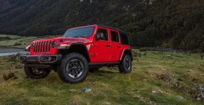 НОВИЙ WRANGLER НА ЗАХОДІ «CAMP JEEP 2019»