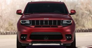Jeep Grand Cherokee SRT #ЧтоПочем