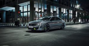 Заряженная новинка 508 peugeot sport engineered: заново изобретая мощность!