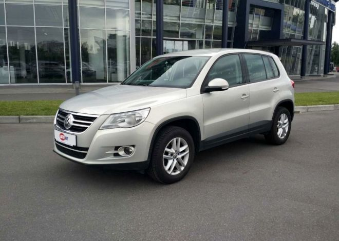 Trade-In VOLKSWAGEN Tiguan 2011 ua