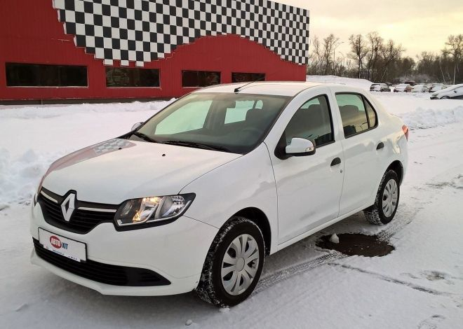 Trade-In RENAULT LOGAN 2014 ua