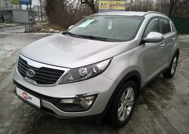 Trade-In KIA SPORTAGE 2010 ua