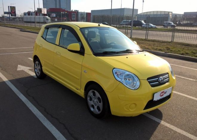 Trade-In KIA PICANTO 2008 ua