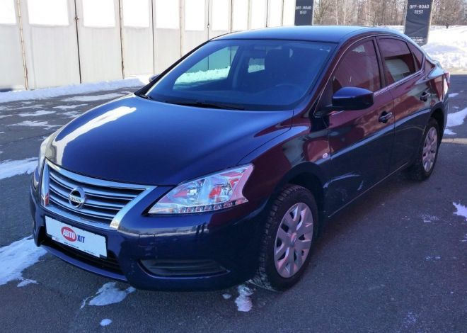 Trade-In NISSAN SENTRA 2015 ua