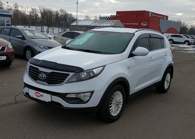 Trade-In KIA SPORTAGE 2012