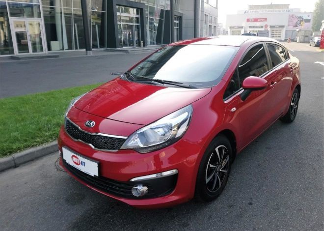 Trade-In KIA RIO 2015