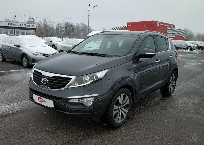 Trade-In KIA Sportage 2011