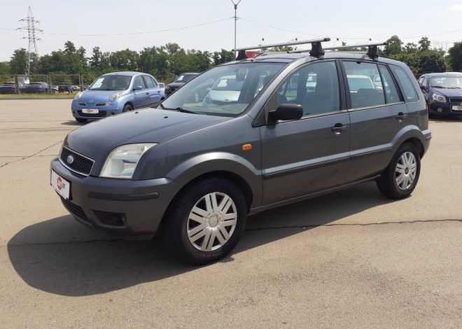 Trade-In FORD Fusion 2004 ua