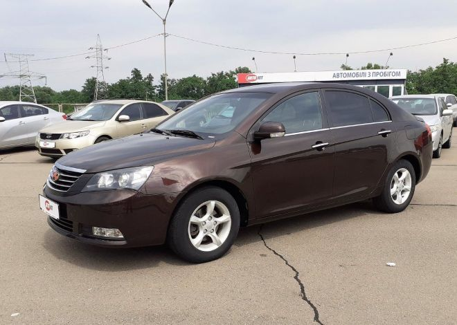 Trade-In GEELY EMGRAND 7 2015 ua