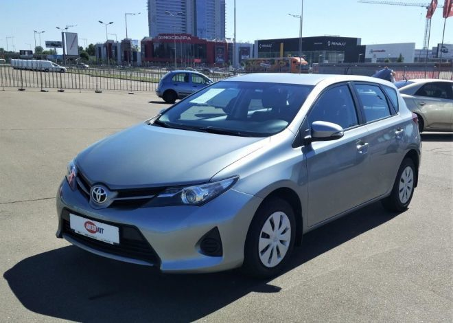 Trade-In TOYOTA AURIS 2013