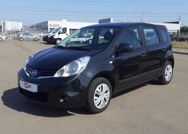 Trade-In NISSAN NOTE 2013 ua