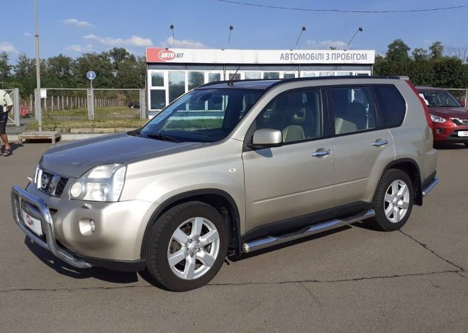 Trade-In Nissan X-Trail 2008 ua