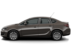 Opel Astra Sedan Opel preview