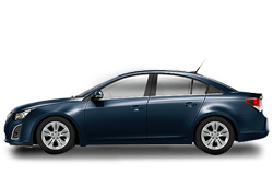 Cruze Sedan FL Chevrolet preview