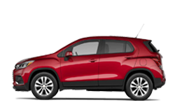 Chevrolet Tracker Chevrolet preview