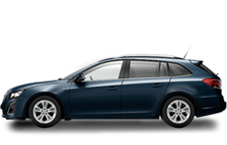 Chevrolet Cruze Station Wagon Chevrolet preview