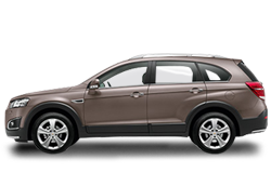Chevrolet Captiva Chevrolet preview ua