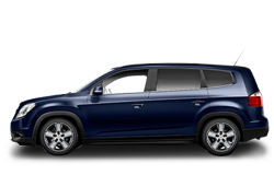 Chevrolet Orlando Chevrolet preview ua