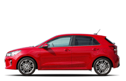 Kia Rio Hatchback NEW Kia preview