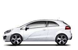 Rio Hatchback 3-door NEW Kia preview ua