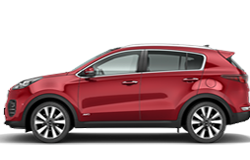 Kia Sportage New Kia preview ua