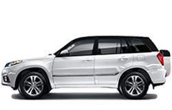 Chery Tiggo 3 FL Chery preview