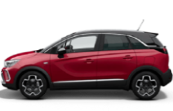 Opel Crossland X Opel preview