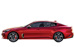 Kia Stinger Kia preview ua