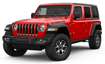 Jeep Wrangler New Unlimited