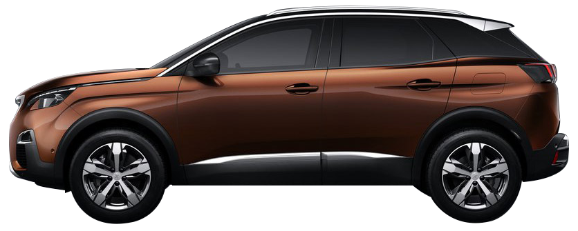 Peugeot 3008 SUV New Peugeot preview ua