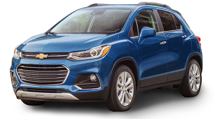 Chevrolet Tracker main