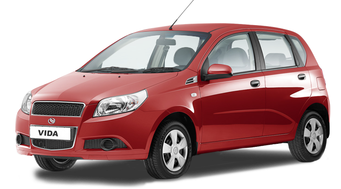Zaz Vida Hatchback main